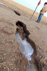 RM #17 road damage